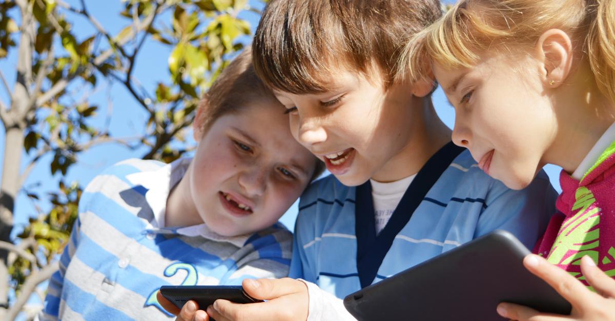 Skattjakter och events i mobilen